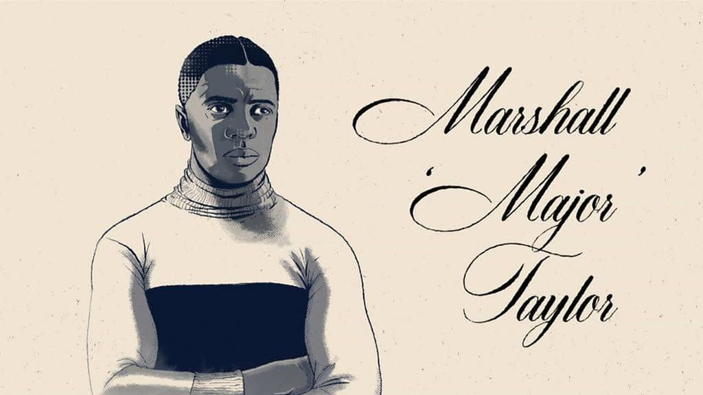 Black History Month: Marshall 'Major' Taylor – the black cycling pioneer