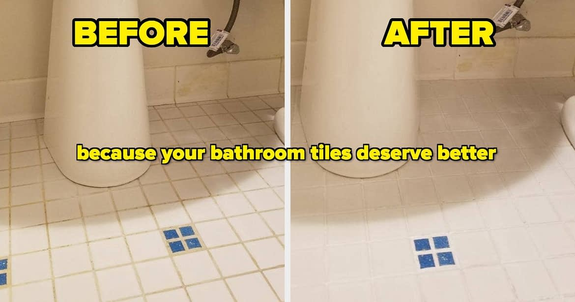 33 Products Whose Before And After Photos Prove Just How Effective They Are