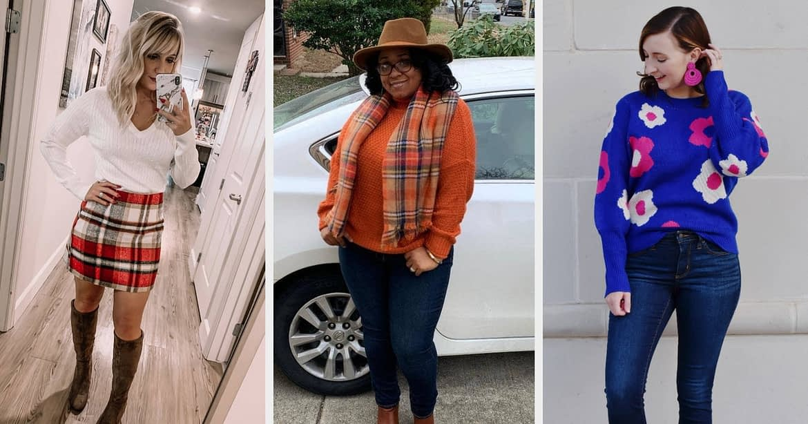 """37 Cozy Fits That'll Have You Saying """"Damn, I Look So Cute"""""""