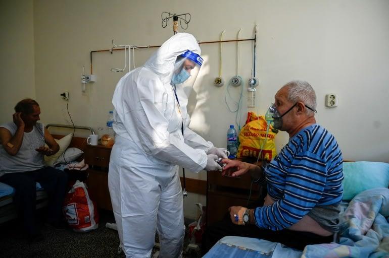 COVID cases in Eastern Europe near 20m as outbreak worsens