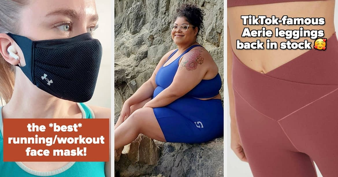46 Workout Clothes So Good You'll Want To Buy Them In Multiples